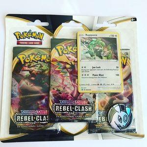 Pokemon 3 pack